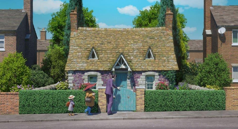 earwig-home